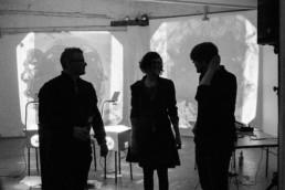 Begär, band med Gerd Aurell, Daniel Westman och Per Nilsson