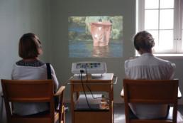 Rosa, ett videoverk av Gerd Aurell